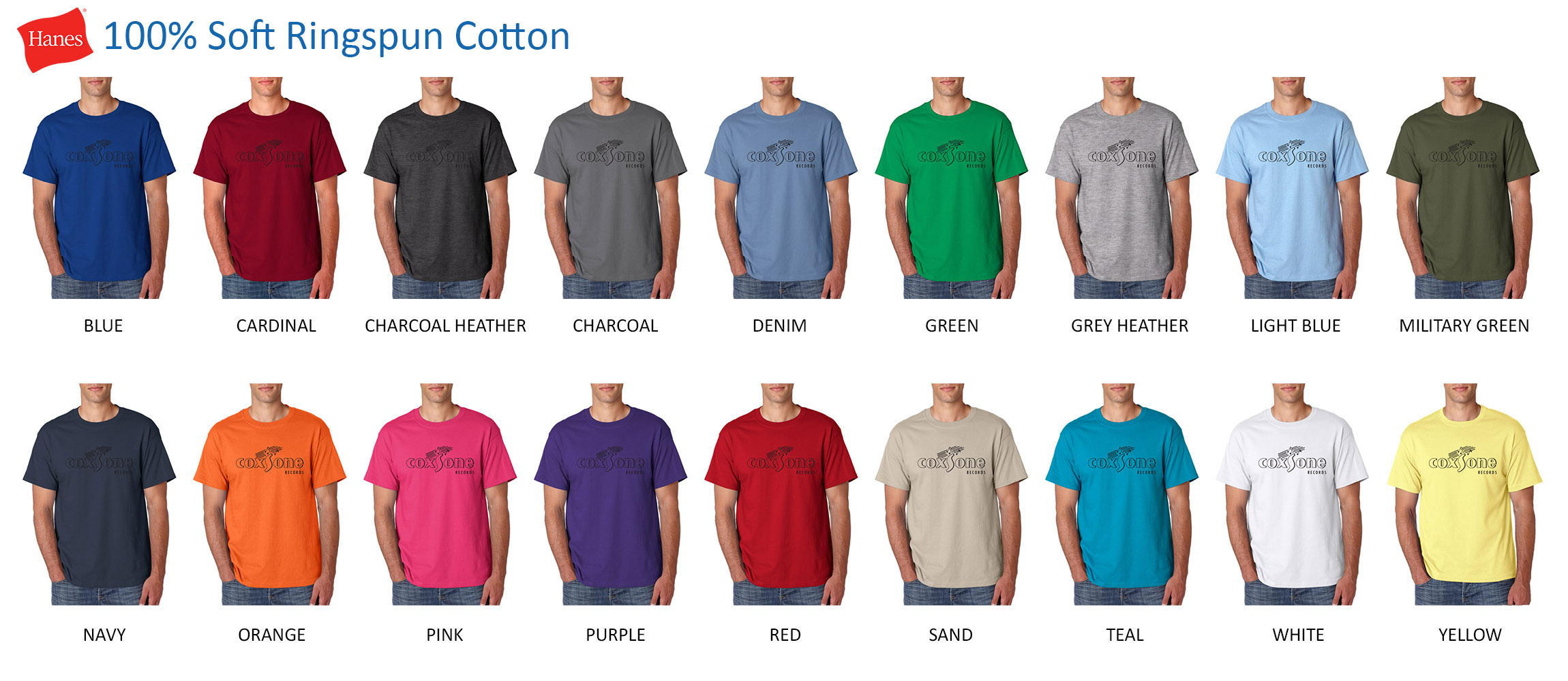 9258bb02 Hanes Beefy T Shirts Wholesale Uk   Toffee Art