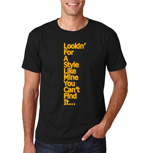 LOOKING FOR A STYLE.. One Criminal Minded Lyrics Tee T-Shirt Boogie Down KRS